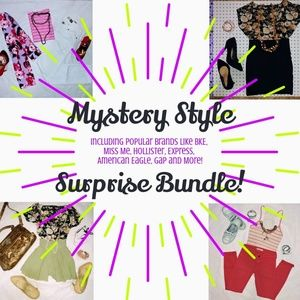 Mystery Style Box - S